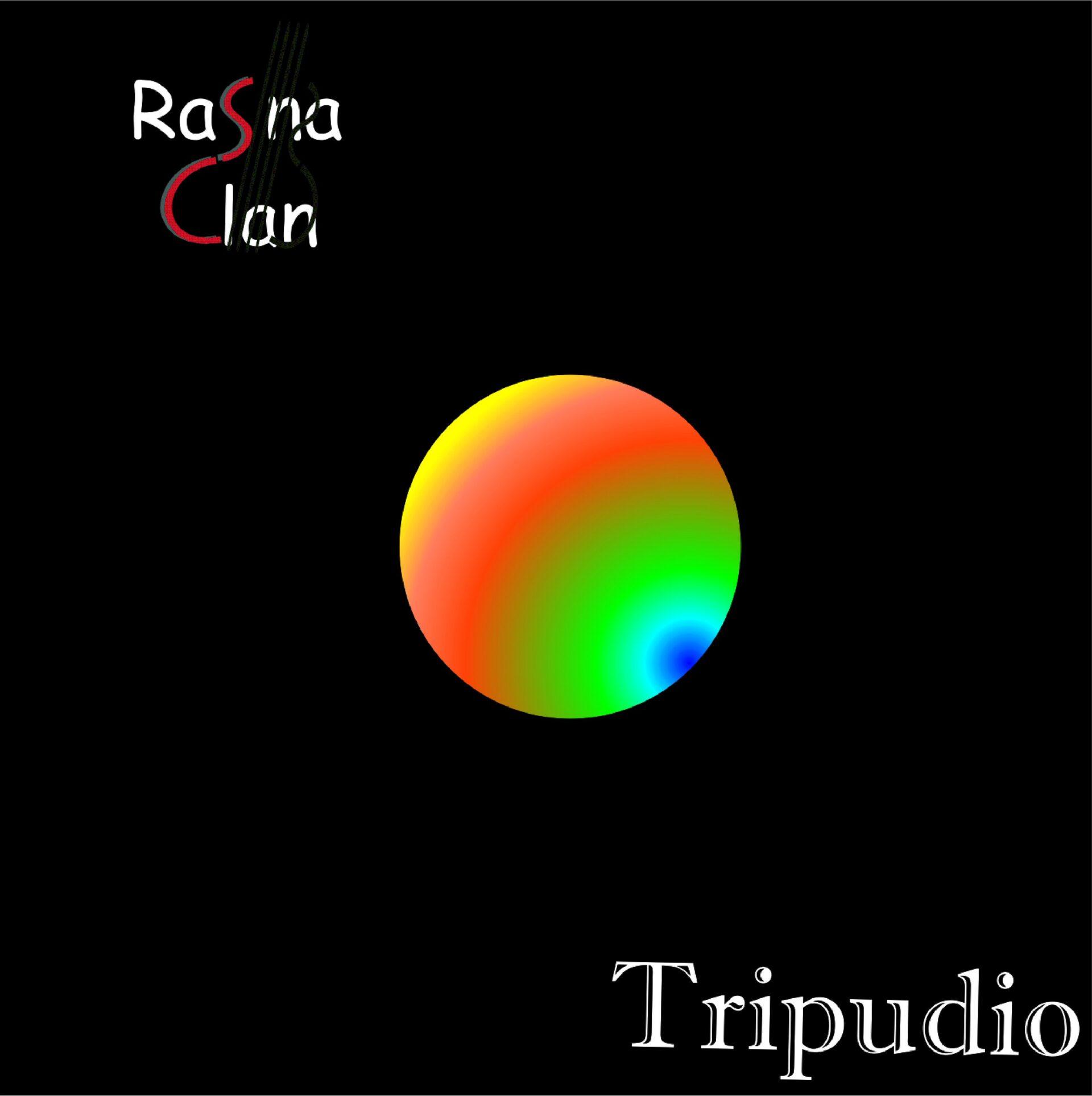 Copertina del CD Tripudio dei Rasna Clan