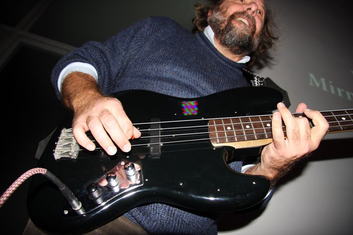 Vic Giannini al basso