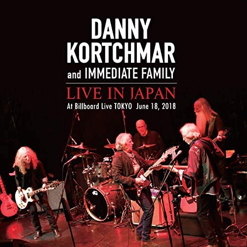 LP Danny Kortchmar and Immeadiate Family